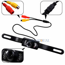 170 Wide Angle Waterproof Car Rear View Color CCD Reverse Backup Parking Camera