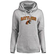 Florida A&M Rattlers Women's Proud Mascot Pullover Hoodie - Ash - - NCAA