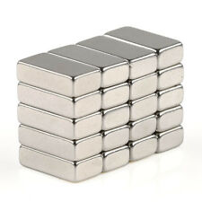 20/50/100pcs N35 Strong Block Cuboid Rare Earth Neodymium Magnets 10 x 5 x 3 mm