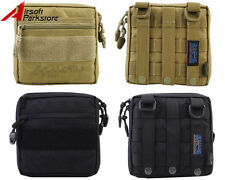 CALDERAGEAR Tactical Military Molle Utility EDC Tools Bag Ammo Shell Drop Pouch