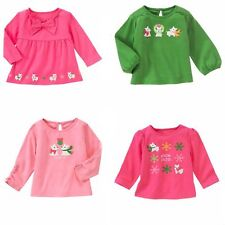 Gymboree Cheery All the Way Tops NWT Retail Store 2T 3T Cute!