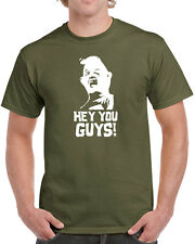 233 Hey You Guys mens T-shirt sloth 80s movie goonies chunk new funny vintage