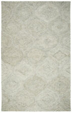 Rizzy Rugs Beige Ogee Curves Repeat Contemporary Area Rug Geometric BR365A