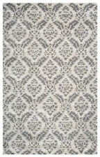 Rizzy Rugs Brown Contemporary Trellis Damask Scrolls Area Rug Floral VO2371