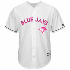 Toronto Blue Jays Majestic Mother's Day Cool Base Replica Team Jersey - MLB