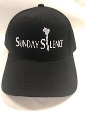 New Sunday Silence Horse Racing Hat  Get your Horse Hats here!
