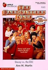 Stacey vs. the BSC (Baby-Sitters Club, 83) Martin, Ann M. Paperback