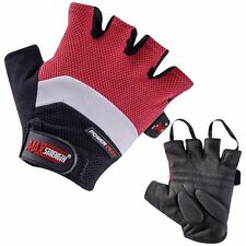 New Gel Gloves Fitness Gym Wear Weight Lifting Fitness Workout Training Cycling
