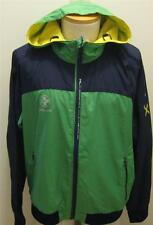 NEW RLX RALPH LAUREN Mens Lightweight Windbreaker Hooded Jacket Coat M L XL NWT