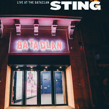"""Sting - Live At the Bataclan (RECORD STORE DAY 2017 NEW 12"""" VINYL LP)"""