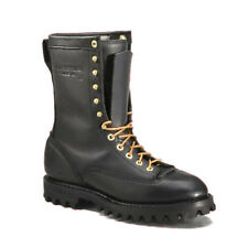 Hathorn Explorer H7814V Men's Black Waterproof Unit Vibram Sole Work/Safety Boot