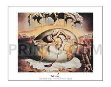 Salvador Dali Geopoliticus Child Watching Birth of New Man Open Edition