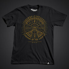 MV Exclusive Johnny Cupcakes (Girl's) T-Shirt: MV Lighthouse Keepers