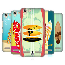 HEAD CASE DESIGNS SURFBOARDS HARD BACK CASE FOR LENOVO VIBE K5