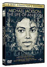 Michael Jackson: The Life of an Icon  DVD