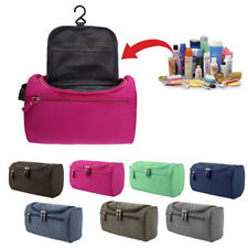 Hanging Travel Toiletry Bag Organizer Cosmetic Storage Bag Wash Toiletry Case