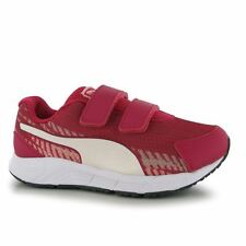 Puma Kids Sequence V2 Trainers Child Girls Runners Running Shoes Sport Sneakers