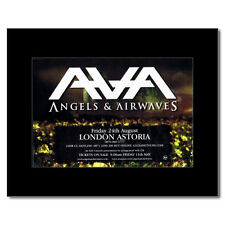 ANGELS AND AIRWAVES - London Astoria 2007 Mini Poster