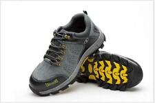 Men Outdoor Safety Shoes Steel Toe Breathable Work Boots Hiking Climbing Shoes #