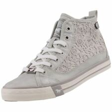 NEW Mustang ladies shoes high top trainers womens' Sneaker Ankle Boots