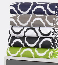 Scroll Park 600-Thread-Count Cotton Blend Bed Skirt, 5 Colors