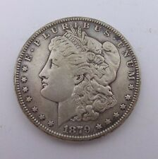 1879-S Morgan Silver Dollar - ** .99 Cent NO RESERVE Auction **