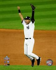 Derek Jeter New York Yankees MLB Action Photo LV125 (Select Size)