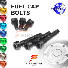 FRW 7Color Fuel Cap Bolts Set For Aprilia RSV1000 Mille 98-00 98 99 00