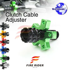 FRW 6Color CNC Clutch Cable Adjuster For Kawasaki Versys 1000 15