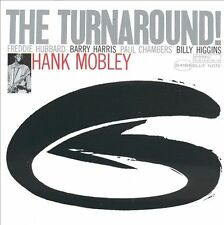 The Turnaround! [Remaster] by Hank Mobley (CD, Oct-2000, Blue Note (Label))