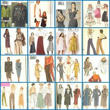 OOP Vogue Sewing Pattern Various Styles Misses Sizes You Pick