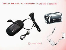 AC Power Adapter For JVC GR / Everio Series Dual Memory Card Camcorder Charger