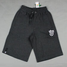 LRG - The Core Collection Fleece Shorts in Charcoal Heather NWT LRG