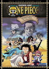 One Piece - The Desert Princess and the Pirates: Adventures in Alabasta (DVD)