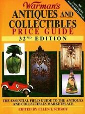 Warman's Antique and Collectibles Price Guide (1998, Paperback)