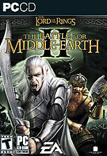 The Lord of the Rings: Battle for Middle Earth 2 - PC Electronic Arts Video Gam