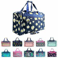"20"" Duffle Gym Bag Sports Carry On Travel Tote"