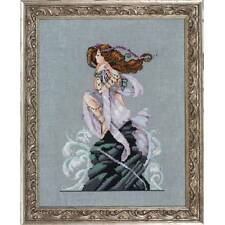 Mirabilia counted cross stitch chart Mermaid Andromeda South Seas Aphrodite +