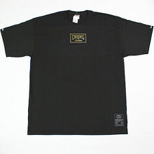 Crooks & Castles The Neo Core Logo Tee in Black 2017 NWT FREE SHIP CROOKS