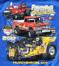 NTPA Grand National Tractor Pull Championships Hutchinson MN 2017 T-Shrit