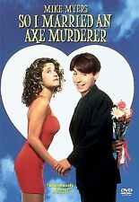 So I Married An Axe Murderer Mike Myers, Nancy Travis, Anthony LaPaglia, Amanda