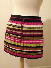 Missoni for Target Sweater Skirt Zigzag Multicolor: PURPLE