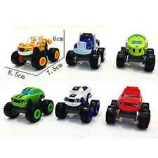 Blaze and the Monster Machines Vehicles Plastic Toys Racer Cars Trucks Kid gifts