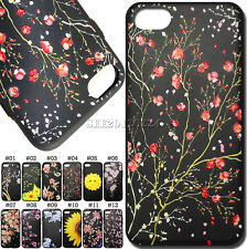 Retro Soft TPU Embossed Rubber Painted Case Gel Cover Skin For Apple iPhone 7