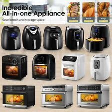 4.4L/7L Low Fat Oil Free Air Fryer Healthy Rapid Cooker With Recipes Oven Cooker