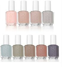 Essie Nail Polish Lacquer 13.5mL / .46oz Wild Nudes Collection 2017 NEW