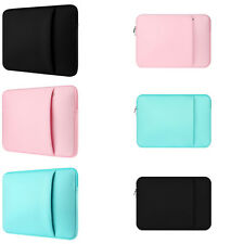 """New 3 Colors Sleeve Case Bag Cover For MacBook Air/Pro 15.6"""" Toshiba Dell Laptop"""