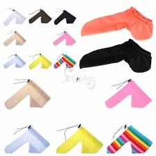 Mens Sexy Lingerie Penis Sheath Pouch Bulge Cover Tights Underwear Briefs Trunks