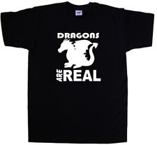 Dragons Are Real T-Shirt