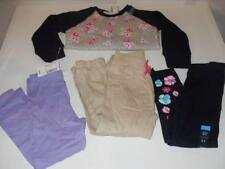 New Girls OshKosh B'gosh Assorted Clothing - Sizes: 3T-4T - NWT $12.95-44.95